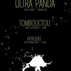 ULTRA PANDA / Tombouctou / Horseas – Le Périscope