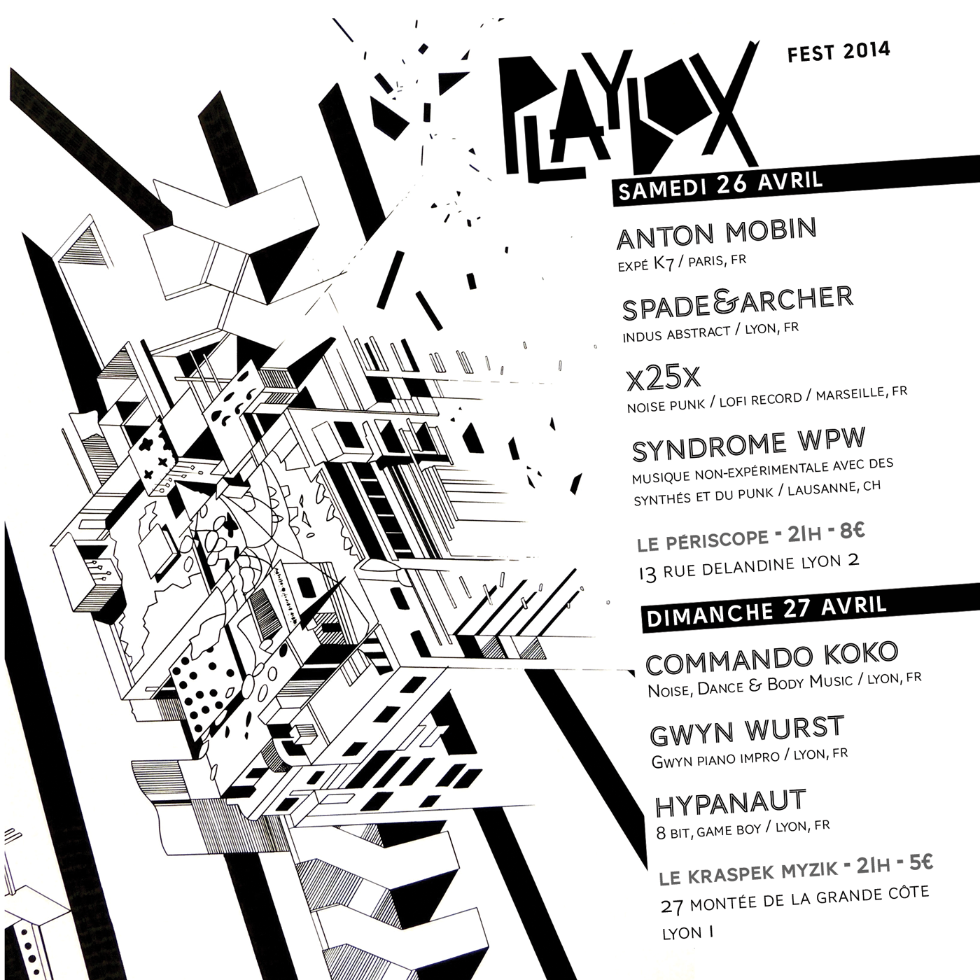 festival playbox 2014