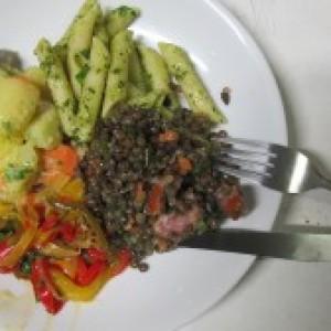 la gastronomie durant le fest