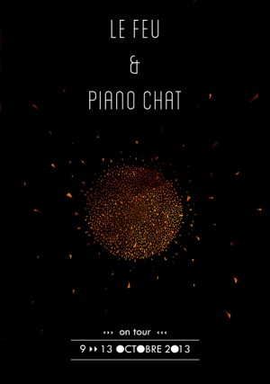 LE FEU + PIANO CHAT