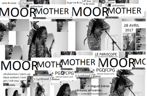 W&N # 14 | Moor Mother