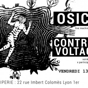 OSICA + CONTRAOL VOLTAGE